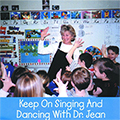 Keep on Singing and Dancing with Dr Jean (CD)