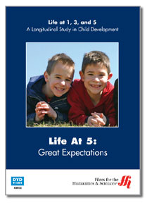 Life at 5: Great Expectations DVD