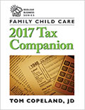 Family Child Care 2017 Tax Companion