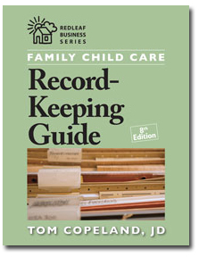 Family Child Care Record-Keeping Guide, 8th Edition