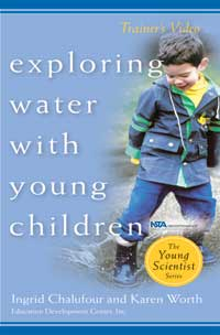 Exploring Water with Young Children VHS