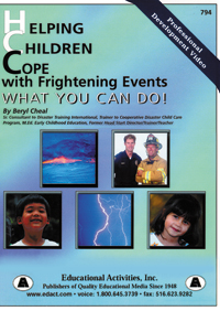 Helping Children Cope with Frightening Events Concept Clips