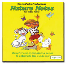 Nature Notes for Little Folks CD