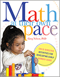 Math at Their Own Pace: Child-Directed Activities for Developing Early Number Sense