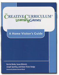 Creative Curriculum Learning Games Home Visitors Guide