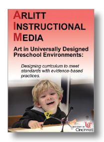 Art in Universally Designed Preschool Environments DVD