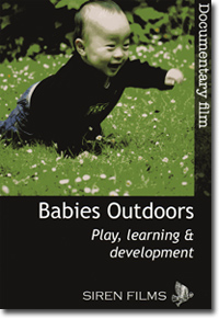 Babies Outdoors DVD