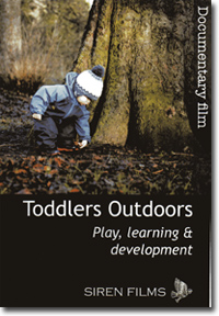 Toddlers Outdoors DVD