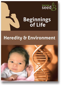 Beginnings of Life: Heredity & Environment DVD