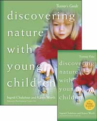 Discovering Nature with Young Children Trainer's VHS Set