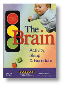 The Brain: Activity, Sleep & Boredom DVD