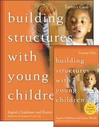 Building Structures with Young Children Trainer's Set w/VHS