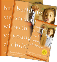 Building Structures with Young Children Complete Set with VHS