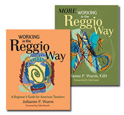 Working in the Reggio Way Set