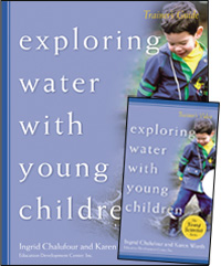 Exploring Water with Young Children Trainer's VHS Set
