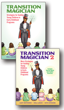 Transition Magician Set