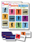 Move Bingo for Kids