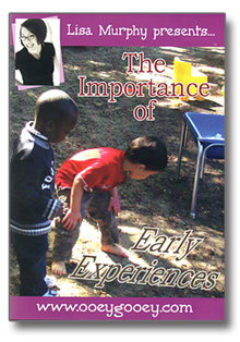 The Importance of Early Experiences DVD