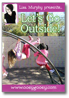 Let's Go Outside! DVD