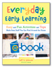 Everyday Early Learning (e-book)