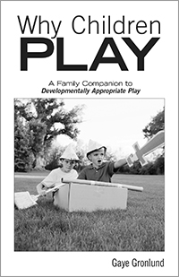 Why Children Play: A Family Companion to Developmentally Appropriate Play