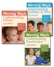 Understanding Infants, Toddlers and Twos, and Preschoolers Set (3)