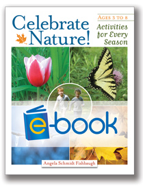 Celebrate Nature! (e-book): Activities for Every Season