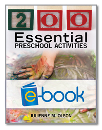 200 Essential Preschool Activities (e-book)
