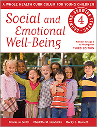 Social and Emotional Well-Being: A Whole Health Curriculum for Young Children series