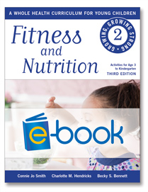 Fitness and Nutrition (e-book): A Whole Health Curriculum for Young Children series