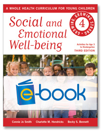 Social and Emotional Well-Being (e-book): A Whole Health Curriculum for Young Children series