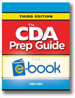 CDA Prep Guide 3rd Edition (e-book)