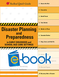 Disaster Planning and Preparedness Quick Guide e-book