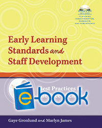 Early Learning Standards and Staff Development (e-book): Best Practices in the Face of Change