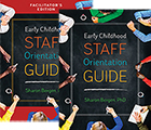 Early Childhood Staff Orientation Guide Set
