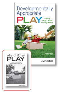 Developmentally Appropriate Play and Why Children Play Set