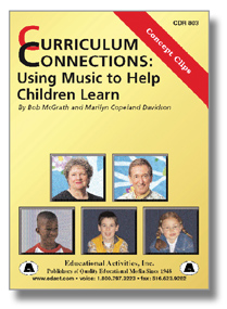 Curriculum Connections DVD