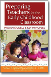 Preparing Teachers for the Early Childhood Classroom