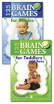 125 Brain Games Set of 2