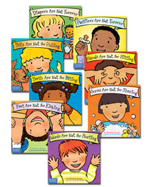 Best Behavior - Set of 8 Board Books