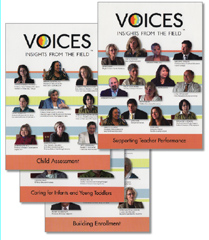 Voices DVD Set of 4