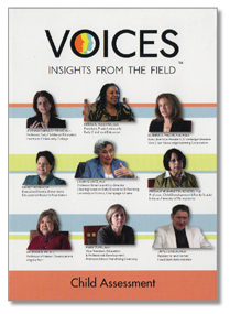 Voices: Insights from the Field - Child Assessment