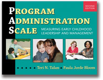 Program Administration Scale 2nd Ed