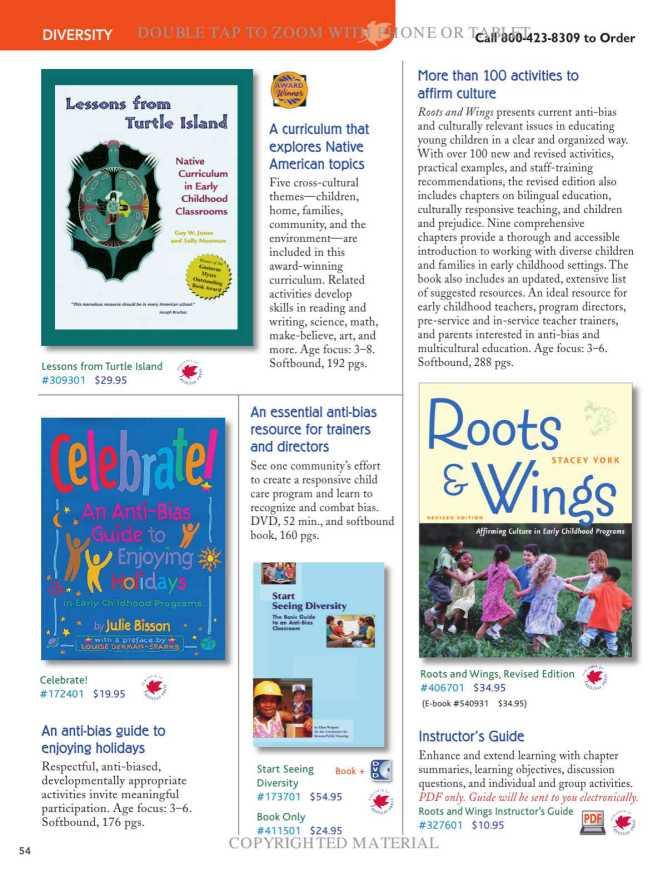2015 Spring Redleaf Press Catalog