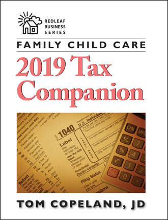 Family Child Care 2019 Tax Companion