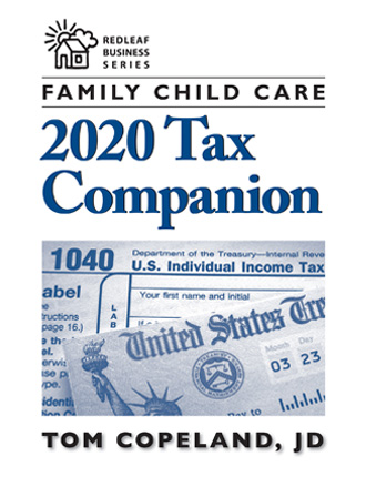Family Child Care 2020 Tax Companion