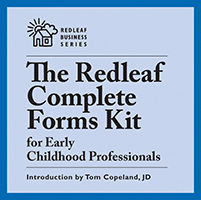 Redleaf Complete Forms Kit for Early Childhood Professionals