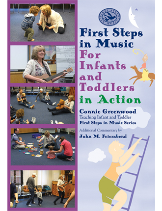 First Steps in Music for Infants and Toddlers in Action DVD