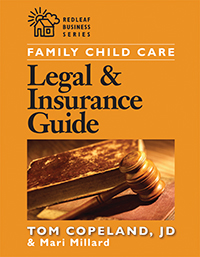 Family Child Care Legal and Insurance Guide