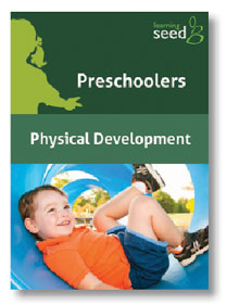 Preschoolers: Physical Development DVD